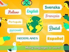 Wordzine - language learning multilingual kids app