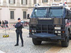 Carabinieri, Milan, Italy