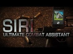 Siri - Ultimate Combat Assistant