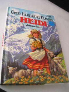 Heidi-Vol-12-by-Johanna-Spyri-1990-Hardcover