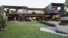 Hochmodernes Wohnhaus der ganz besonderen Art