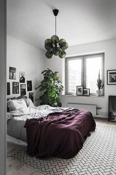 Cool 36 Stunning Modern Scandinavian Bedroom Design And Decor Ideas