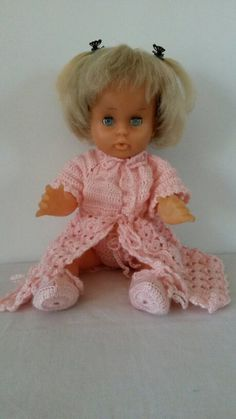 Prima Baby first love doll small. No One Loves Me, Vintage Dolls, Clothing Patterns, Doll Clothes, Larger, Print Patterns, First Love, Barbie, Memories