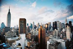 The Big Apple, I want to go!