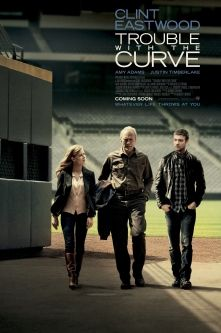 Trouble With The Curve sees Clint Eastwood back in front of the camera and we have the new trailer for the film.