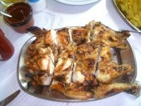 Pollo al piri-piri
