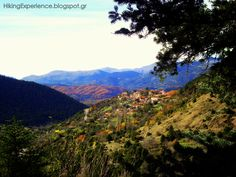 Roino is a small traditional village built at an altitude of 1,100 m., on the slopes of Mount Menalo - at Arcadia, Peloponnese.