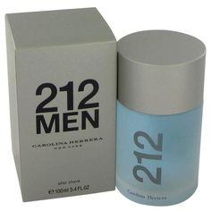 212 By Carolina Herrera After Shave 3.4 Oz #carolinaherrera212 #carolinaherrera #carolinaherreraecuador #ecuador #perfumes #perfume #carolinaherrera212 #carolinaherrera #212 #212vip #peru