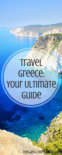 Greece travel provides a stunning, affordable experience with it's distinct architecture, beautiful ocean landscapes, and amazing cuisine. via @gayglobetrotter