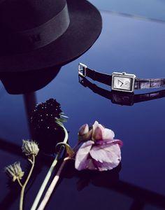 Boy-Friend, Chanel watch