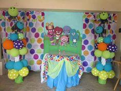 Joshua's 1rst birthday Jelly Jamm party