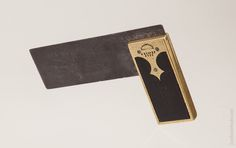Stunning 4 1/2 inch MARPLES Try Square with Ebony Inlay