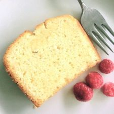 Norwegian Sour Cream Cake – a tender, moist cake with buttermilk-like tang, reminiscent of pound cake.