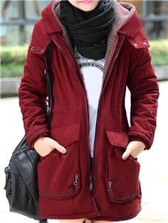Vogue Cashmere Cotton Coat