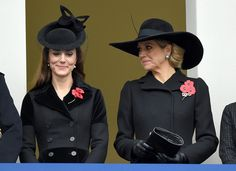 Queen Máxima of the Netherlands and hats go together like Jennifer Lopez and Casper Smart. From fedoras to buckets to fascinators to cloches, the Dutch royal is rarely seen without headwear — and when she is, we immediately swoon over her amazing blowouts. She expertly matches her toppers to her elegant outfits and all the way down to her shoes and accessories, happily waving and smiling for the crowds from under her brims.