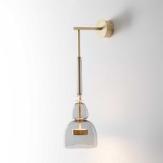 Shop SUITE NY for the Flauti wall sconce by Giopato and Coombes and more colorful Murano glass wall lights from Italy