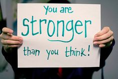 You are stronger than you think.. #ChitrChatr #EarlySubscribersPromo