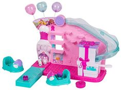 SHOPKINS JOIN THE PARTY LARGE PLAYSET - PARTY GAME ARCADE...