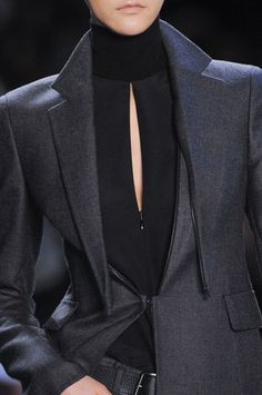 Akris at Paris Fashion Week Fall 2014 - StyleBistro