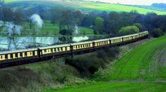 11 Rutas de tren que debes recorrer al menos una vez en la vida