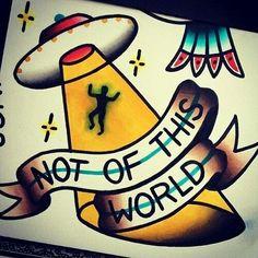 Resultado de imagen de no trust tattoo old school