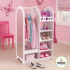 14 Best Dress Up Closet For Kids Images On Pinterest | Dress Up Closet,  Children And Daycare Ideas