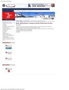 Camera di Commercio News 20 novembre