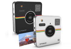 Instagram-Knipse Socialmatic, Action-Cam, Tablets und 4K-Fernseher: Foto-Pionier Polaroid will zur CES mit neuen Produkten durchstarten