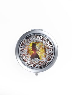 The Reigning Beauties series is a limited-edition collection of compact mirrors from Sephora.