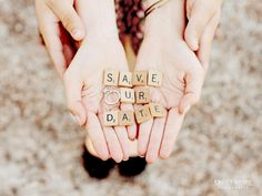 Cute engagement idea
