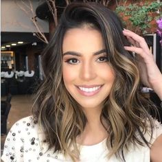 36 Light Brown Hair Colors That Are Blowing Up in 2019 - Style My Hairs Ombre Hair Color, Hair Color Balayage, Brown Hair Colors, Hair Highlights, Haircolor, Auburn Balayage, Brown Balayage, Bayalage, Color Highlights