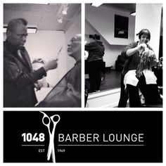 The professional styling team of 1048 Barber Lounge