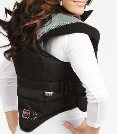 Divas Super Sport Tek-Vest - USA $239.99 - $319.99         www.DivasSnowGear.com  www.facebook.com/divassnowgear1