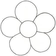 Resultado de imagem para desenho de uma flor