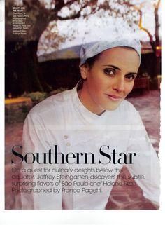 Brazilian Chef Helena Rizzo