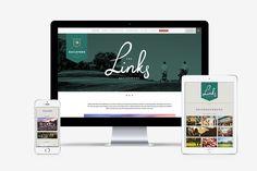 Web Design, Graphic Design, Vancouver, Infinity, Typography, Branding, Website, Digital, Link
