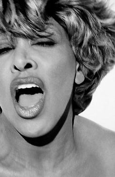 Tina Turner by Herb Ritts