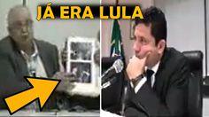 Urgente! Empresario entrega Álbum de Fotos com Lula para Sergio Moro