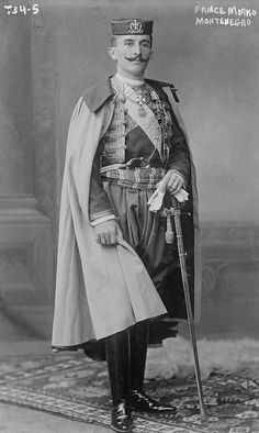 Prinz Mirko von Montenegro