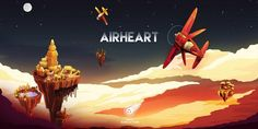 AIRHEART ARRIVE EN EARLY ACCESS SUR STEAM  #airheart #jeuvidco #jeuxvideo #steam #mmorpg