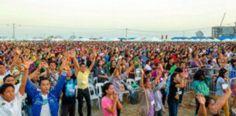 Evangelismo da Associação Billy Graham nas Filipinas leva 9 mil pessoas a aceitarem Jesus