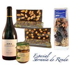 En este pack incluimos magnificos productos de la Serrania de Ronda