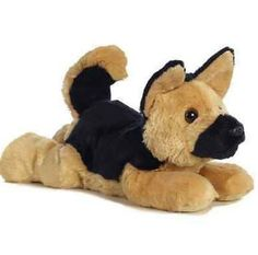 All Seven  New Arrival German Shepherd Dog Plush Stuffed Animal Toy 12 -- Learn more by visiting the image link.Note:It is affiliate link to Amazon.