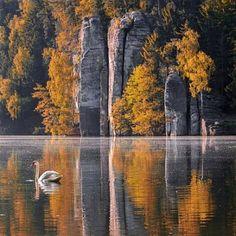 Мгновенья осени...
