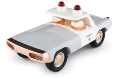 Playforever - Sheriff Police Car Heat Grey - - This is soooo beautiful and I would love to include it in my styling while also photographing the kids playing with it. Ford Mustang Gt, Disney Cars, Hot Wheels, Baby Toys, Kids Toys, Ford Maverick, Pinewood Derby, Higher Design, New York Street