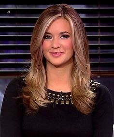 Top 10 Beautiful Women, Katie Pavlich, Female News Anchors, Long Layered Haircuts, Woman Smile, Katie Holmes, Elle Fanning, Hair Dos, Pretty Woman