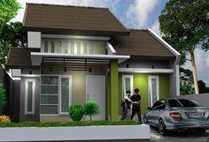 Model Rumah Minimalis Type 36 72