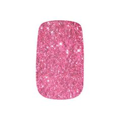 Glamour Hot Pink Glitter - - - A slightly #bokeh style image of #sparkling glitzy #hot #pink #glitter. Add a touch of glamor and luxury to your life! - - - Note: Glitter is printed. - - -   Come see lots more designs at my Z-store!  http://www.zazzle.com/tannaidhe?rf=238565296412952401&tc=MPPin