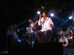 [Champagne]2004/12/27 池袋のLIVE INN ROSAで行われた 友人のバンド[Champagne]のライブ Rock Bands, Live, Concert, Champagne, Concerts