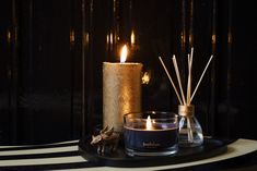 De beweging van een vlammetje en geuren die je aan herinneringen doen terug denken. Met de nieuwe True Magic collectie wil Bolsius deze magie bij je naar boven brengen. De warme kruidige geuren en metallic kleuren laten jouw interieur sprankelen en halen de magie van de natuur in huis. Diffuser, Candles, Candy, Candle Sticks, Candle